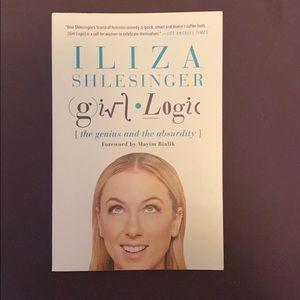 """""""Girl Logic"""" book"""